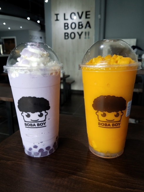 explorethe6.com - Boba Boy Tapioca Bubble Tea