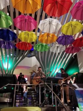 W Atlanta Midtown- Umbrella Street- Nick Hagelin - The Voice - explorethe6.com