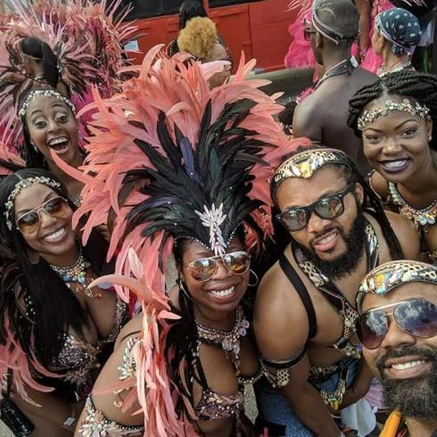 Trinidad Carnival 2018 - explorethe6.com