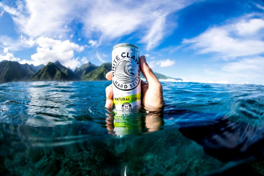 White claw hard seltzer - best life contest - explorethe6.com