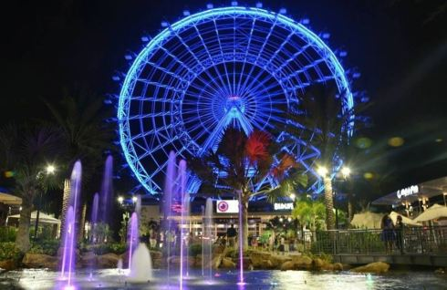 Orlando Eye observation deck - ICON Orlando - orlando florida - explorethe6.com